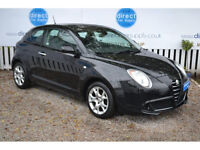 ALFA ROMEO MITO Can't get car finance? Bad credit, unemployed? We can help!