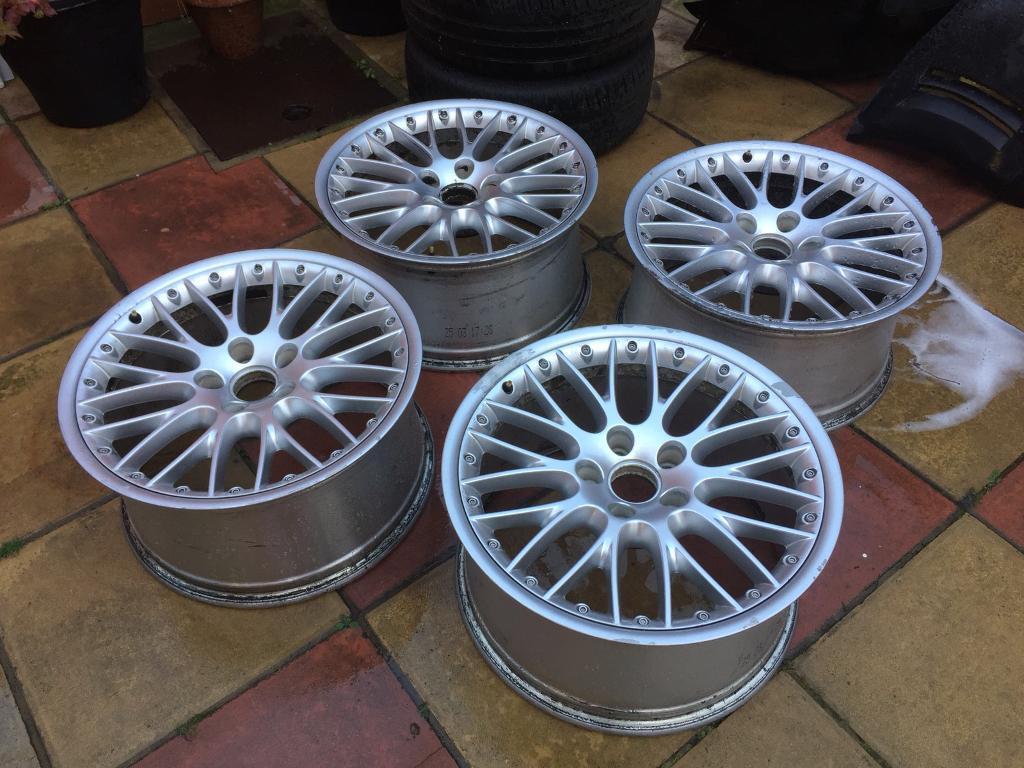20 Audi Q7 2 Piece Split Rims Bbs Speedline Alloys In Ilford London Gumtree