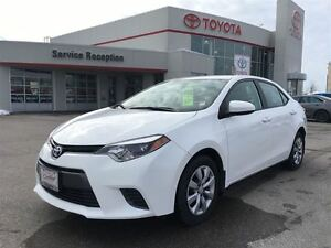 2016 Toyota Corolla SOLD!LE|Heated Seats|TCUV|Low KM