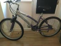 Ladies bike good condition fully working