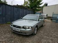 05 PLATE VOLVO S80 D5. AUTOMATIC. 2.4 TURBO DIESEL. LOVELY CAR