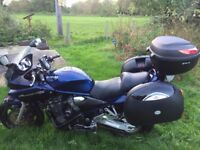 Suzuki GSF 1200 S Bandit for sale, originally from Italy