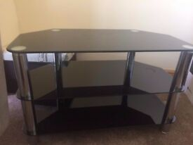 Glass TV Stand - NEEDS GONE ASAP