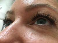 Individual Eyelash Extension. OFFER £38 full set