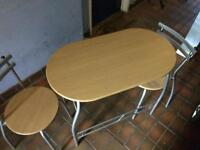 Argos dining set table chairs