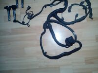 2006 1.6 FSI Engine Wire Harness with Coil Packs (Volkswagen Golf - VW) MK5