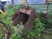 2 digger buckets for sale