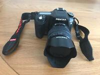 Pentax SLR Digital Camera K100D