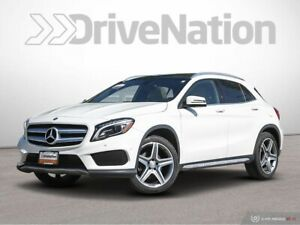 2015 Mercedes-Benz GLA-Class AWD | LEATHER | TOUCHSCREEN