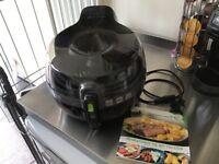 Tefal Actifry 2-in-1 1.5kg Fryer Black