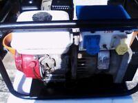 honda g x 160 5.5 hp generator