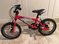 """Islabike Isla Bike 14"""" CNOC - RED"""