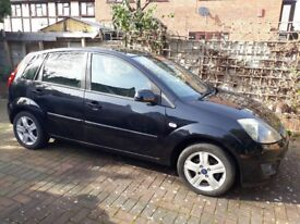 Ford fiesta Zetec 1.25 climate 08 plate 87k miles only