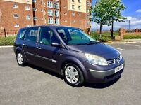 Renault grand scenic 7 seater 1.6 16v only 79,000 miles