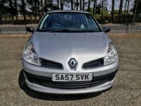 Renault Clio 1.2 16v Expression 5dr A/C1.2..NEW FULL MOT..NEW OIL+FILTER..NEW CLUTCH KIT..FSH..VGC.