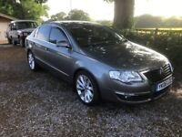 EXCELENT VW PASSAT 2.0 TDI EXECUTIVE, AUTOMATIC, 76K MILES, NEW MOT, JUST SERVICED
