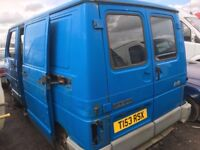 Renault Trafic diesel 1999 year breaking parts available