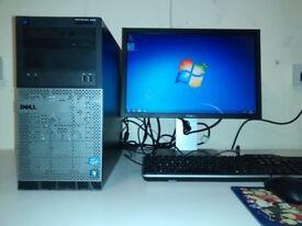 Dell Optiplex 390 - i3 2120. 4GB RAM, 500GB HDD
