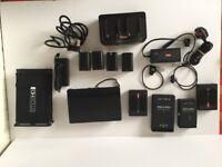 Teradek pro 300 - SmallHD HDMI AC7- Sticky battery - Wireless Field monitor Kit