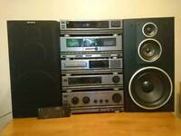 Superb Sony stereo great Christmas gift
