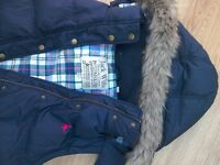 JACK WILLS hooded wastcoat