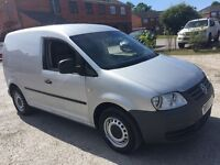 Volkswagen caddy van 2007 model 2.0 diesel 1 company owned well maintained drives mint no vat