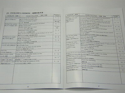 как выглядит Винтажная видеокамера или фотоаппарат Leica IIIf & IIIc (3 3a 3b) Repair Book Replace Shutter Curtains & Mirror Manual фото