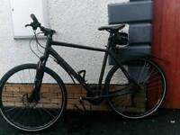 Cube xcountry mountain bike