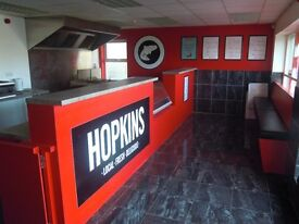 HOT FOOD SHOP TO RENT/ CHIP SHOP/ TAKEAWAY/ CHINESE/ PIZZA/ INDIAN ETC