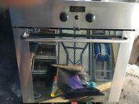 IKEA Whirlpool Integrated Oven