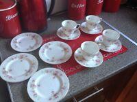 Tea set duchess