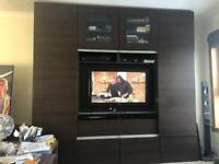Ikea TV unit and storage