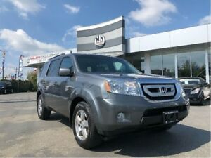 2011 Honda Pilot EX-L 4WD LEATHER LOADED ONLY 171, 000KM