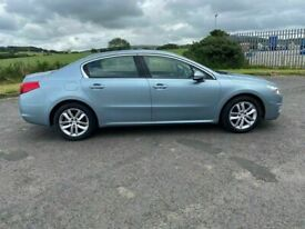 image for 2011 peugeot 508 1,6 HDI automatic