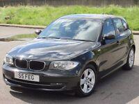 2007 (57 reg), BMW 1 Series 2.0 120d SE 5dr