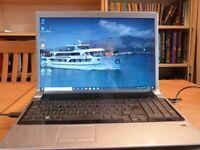 DELL Model PP31L laptop