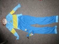 Dressing up horrid henry outfit