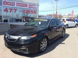2014 Acura TL LIQUIDATION A-Spec, Cuir, Toit ouvrant