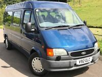 1999 Ford transit 2.5 turbo diesel ( 15 seater ) AUTOMATIC