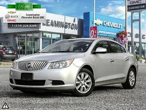 2012 Buick LaCrosse JUST ARRIVED V6 3.6L VERY WELL MAINTAINED