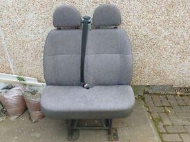 ford transit mk6 passenger seat