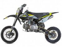 STOMP Z3 140 PIT BIKE OFF ROAD MOTORCYCLE