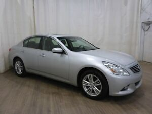 2012 Infiniti G37x No Accidents Bluetooth Sunroof