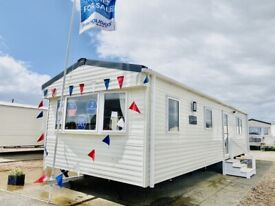 Brand new holiday home for sale sited in Essex