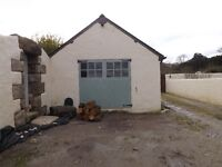 Double Garage To Let For Storage
