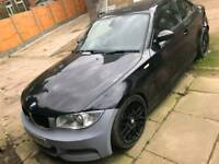 2008 BMW 1 Series 123d M Sport 1995cc Turbo Diesel Manual 6speed Coupe