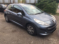 Peugeot 207 1.4 VTi S – 2008, 73K miles, 12 Months MOT (OCT 2018), Immaculate Motor! 2 Owners, £1495