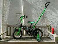 "12"" toddler / child's bike"