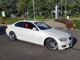 BMW 3 Series 2.0 318i M Sport 2dr 2011
