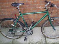 muuntain bicycle townsend oregon